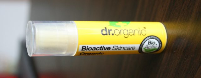 dr. organic vitamin e lip balm | green and the cities