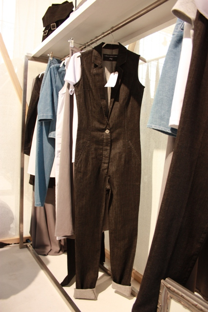 Twin Couture jeans jumpsuit