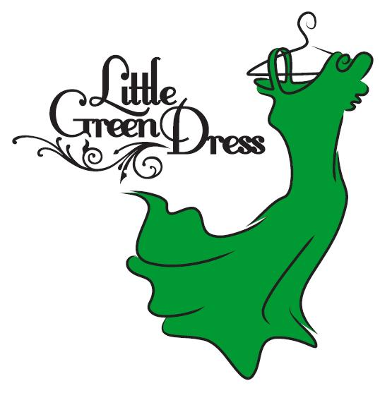 Little Green Dress logo
