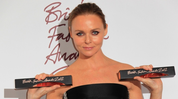 Stella McCartney Britisch Fashion Awards 2012