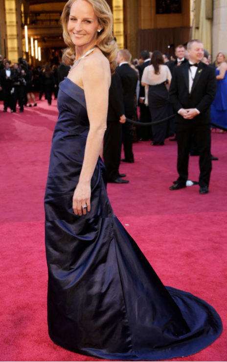 Helen Hunt in H&M Conscious Collection @ Academy Awards 2013