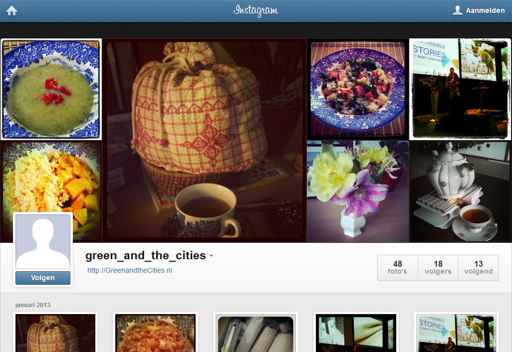 Instagram printscreen green_and_the_cities