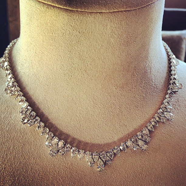 The Journey Chopard EcoAge necklace