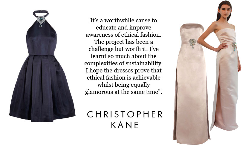 Duurzame capsule collectie NET-A-PORTER_Christopher Kane
