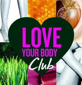 The Body Shop_Love Your Body Club logo