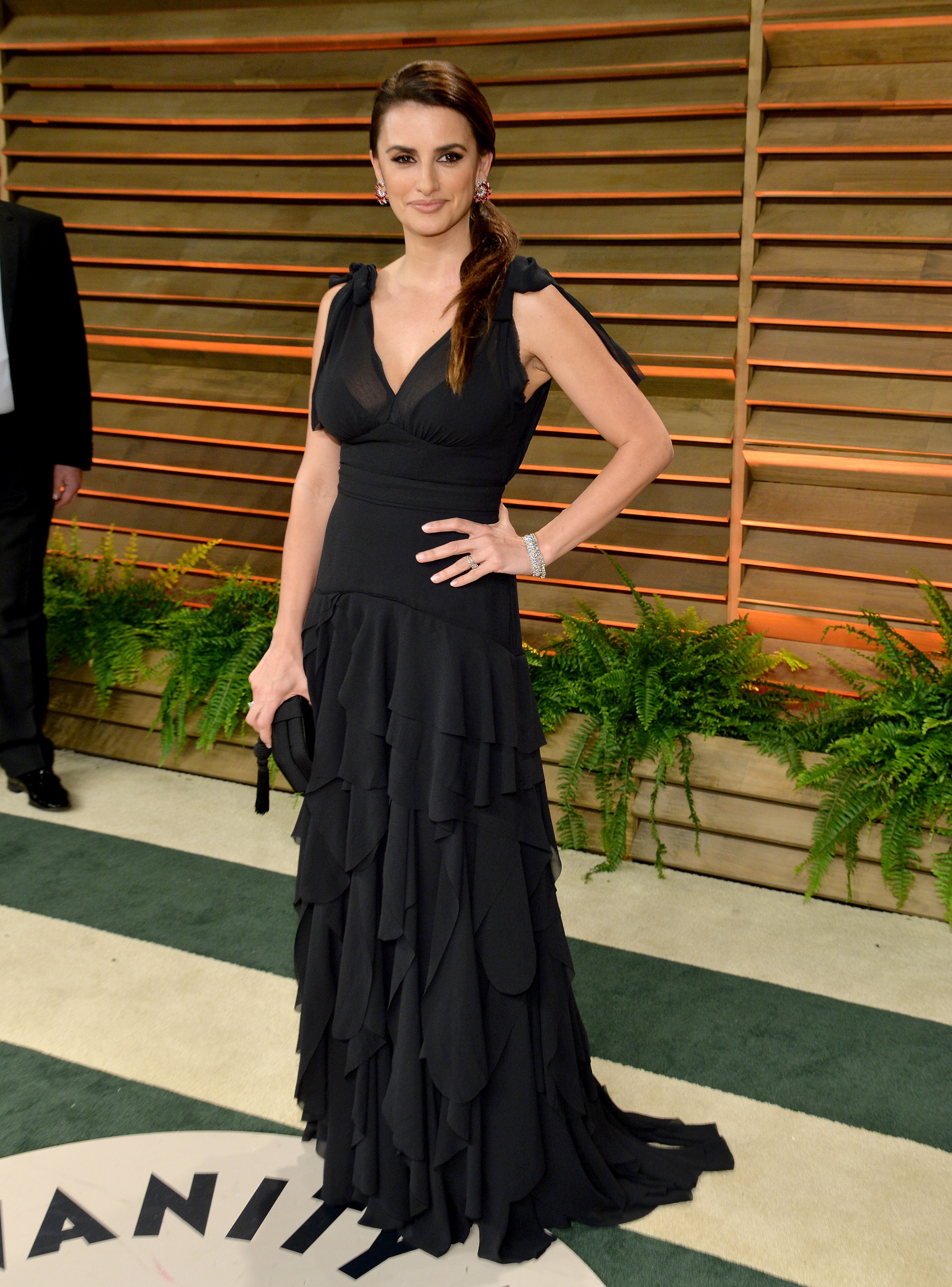 Penélope Cruz - Oscars 2014 - H&M Conscious Collection