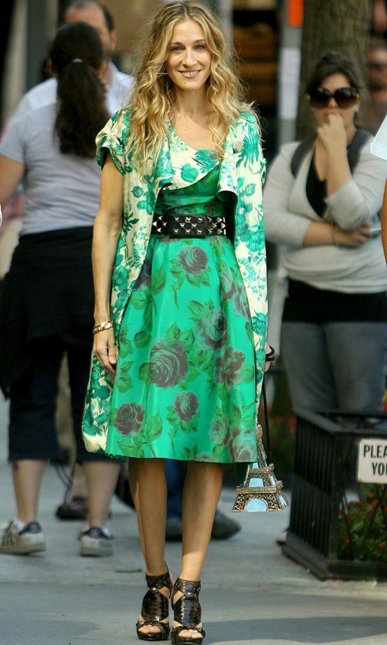 Shop de outfit - Carrie Bradshaw Film 1