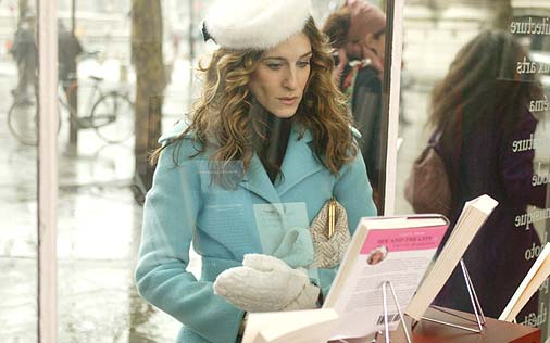 Shop de outfit - Carrie Bradshaw Paris 2