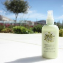 Review - Moringa Milk Body Lotion - The Body Shop