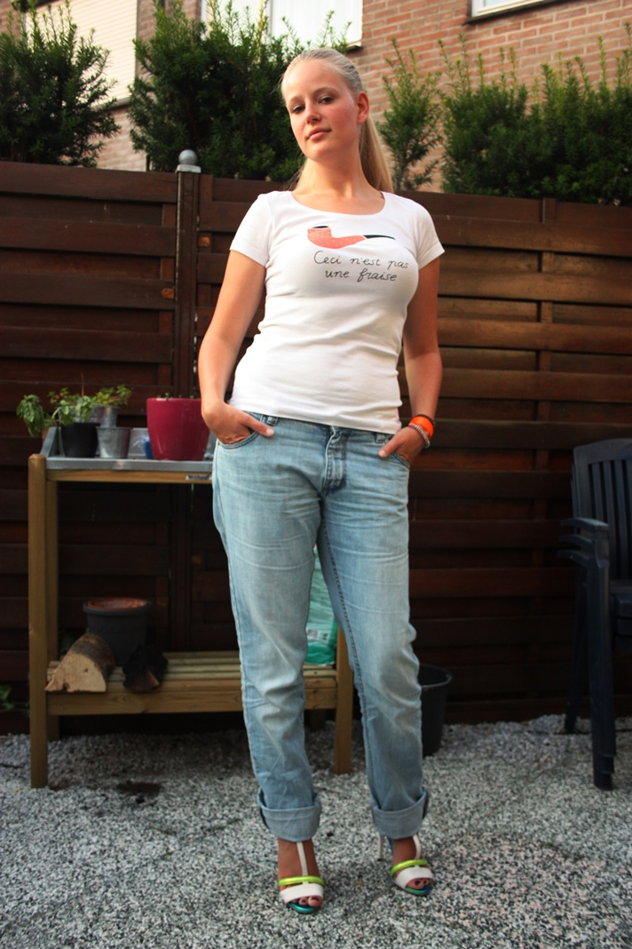 Editor's Look - week 26 - Boyfriend Jeans
