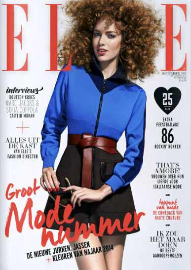 September Issue 2014 - ELLE