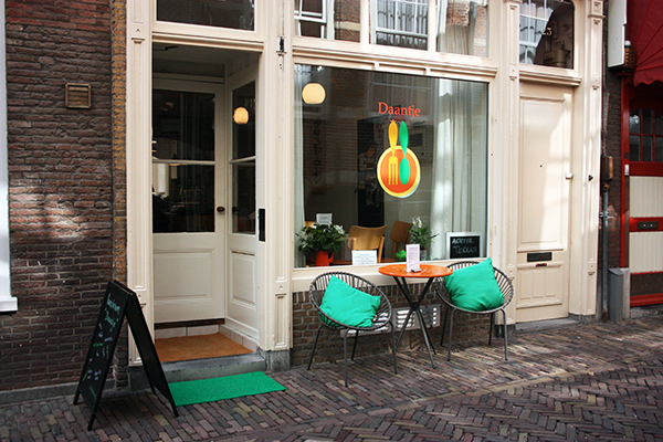 Daantje food & drinks buiten | green and the cities