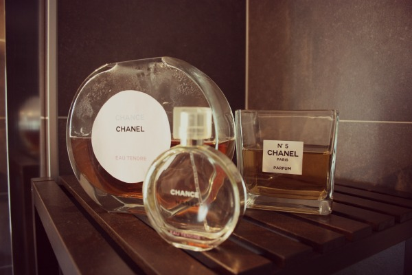 Chanel vaasje DIY | green and the cities