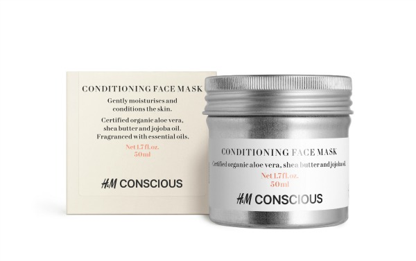 H&M Conscious Beauty Collection - Face Mask - green and the cities