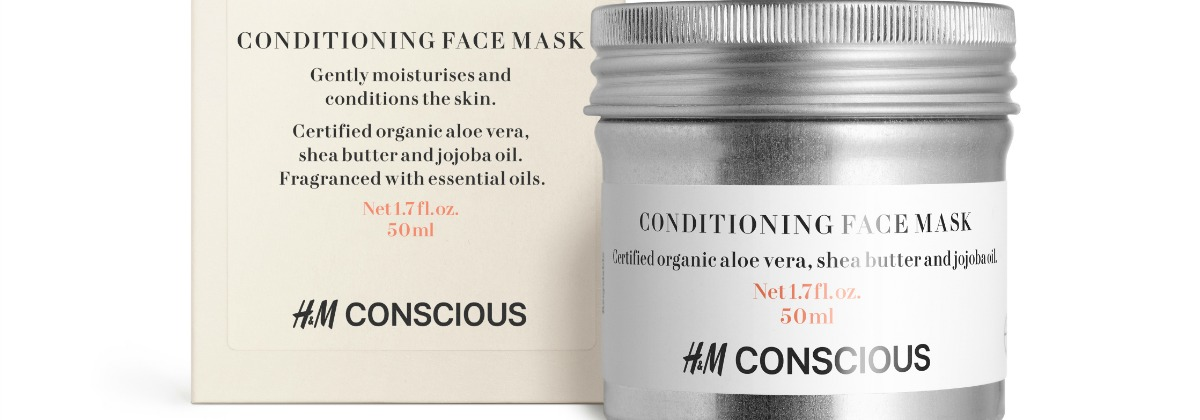 H&M Conscious Beauty Collection - green and the cities