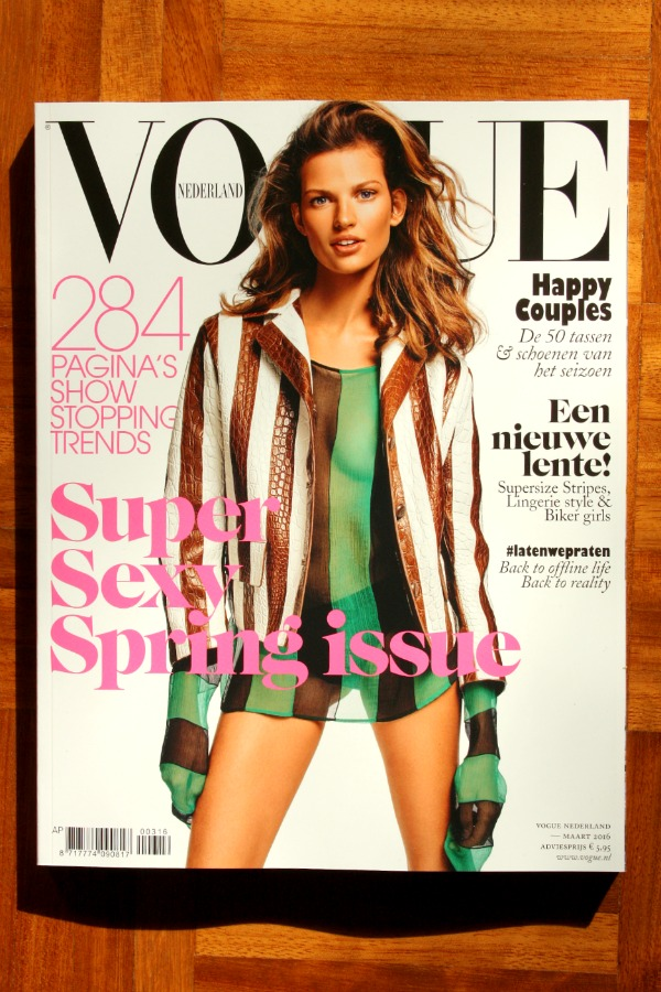 The March Issue Green Vogue | green and the cities