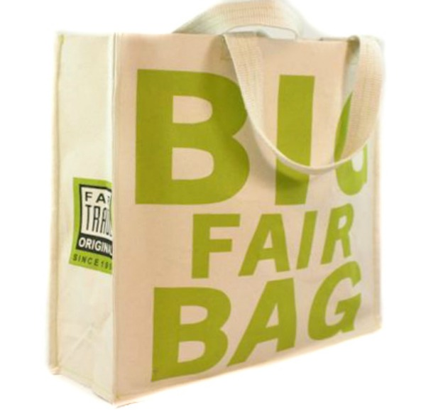 duurzame tasjes | Big Fair Bag | green and the cities