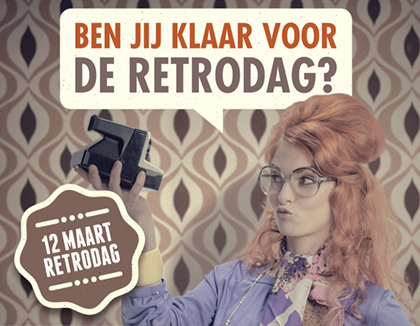 De Kringwinkel | retrodag | green and the cities