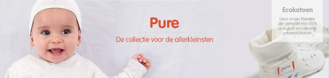 Prénatal Pure Collection | green and the cities