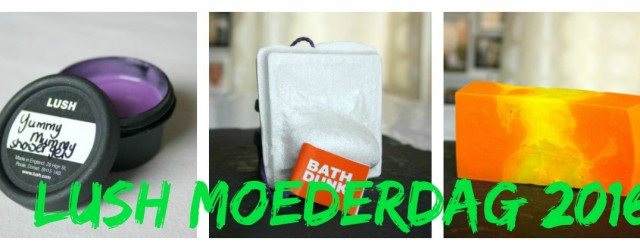 LUSH moederdag 2016 collectie | green and the cities