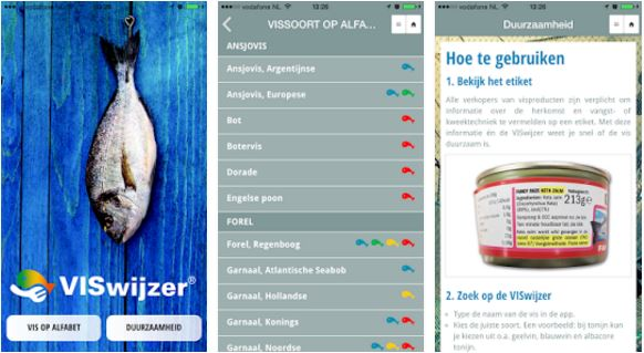 Duurzame apps | VISwijzer | green and the cities