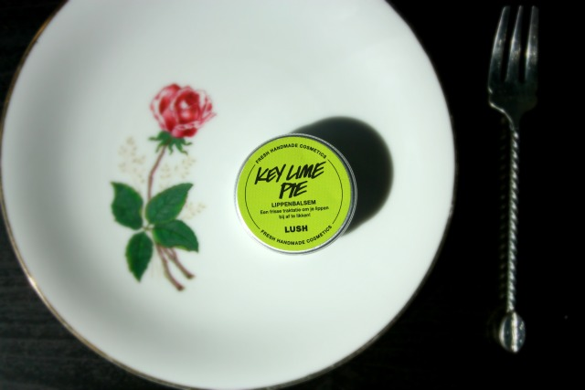 LUSH key lime pie lippenbalsem | green and the cities