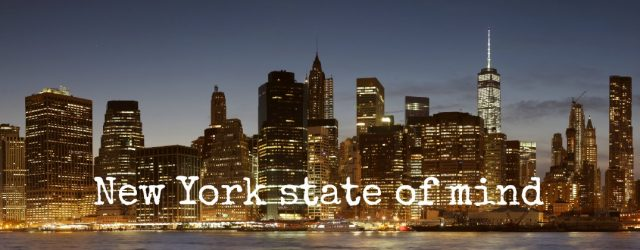 New York skyline | green and the cities