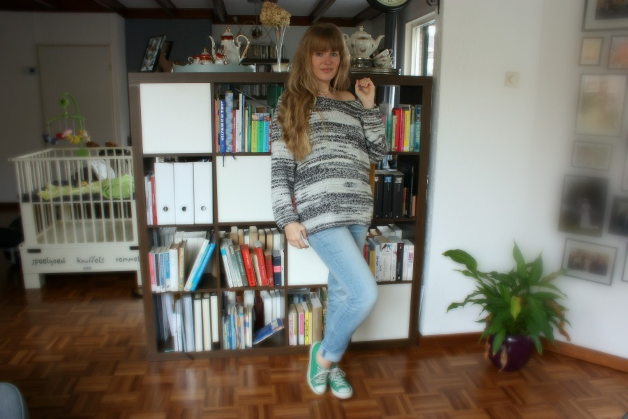 I dressed like Carrie Bradshaw - SatC the Movie 2 | green and the cities
