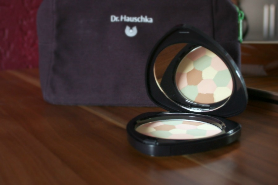 dr hauschka - cc powder | green and the cities