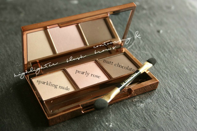 Dr. Hauschka Eyeshadow Trio | green and the cities