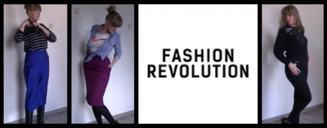 fashion revolution week - the vintage edition | green and the cities