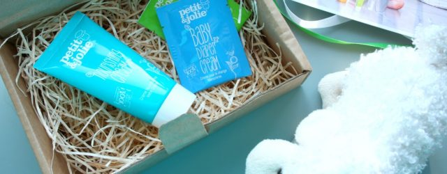 petit&jolie nourishing cream - vette babycreme | green and the cities
