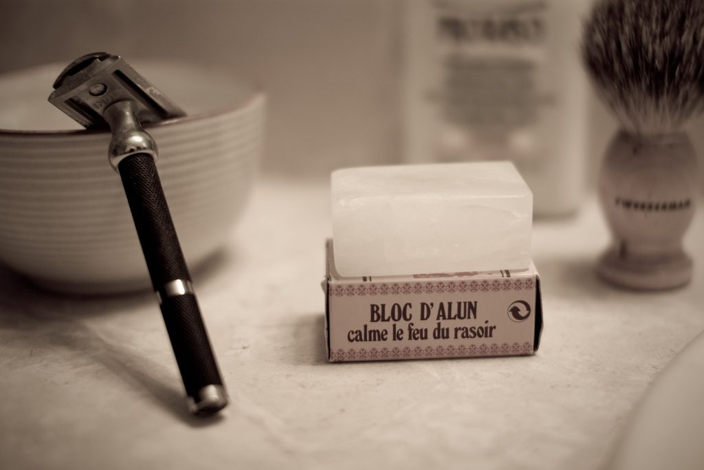 aluin deo - travel essentials - solid cosmetics | green and the cities